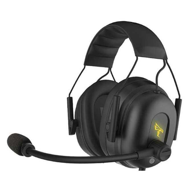 Somic G936 USB 7.1 Mewah Headset Gaming, Kebisingan Membatalkan Headphone Monitor untuk Playerunknown Medan Perang LOL CF PS4 Game PC