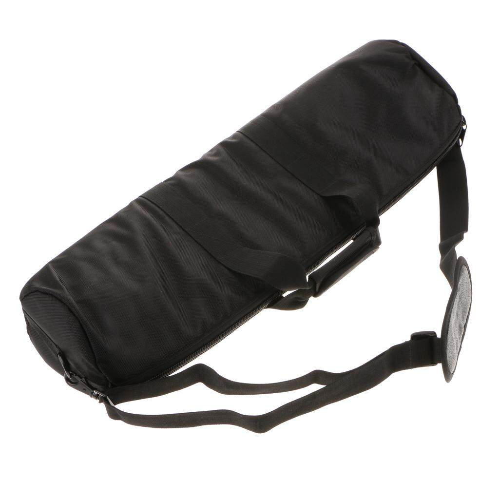 Miracle Shining 27inch Long Carrying Case Padded Bag for Studio Light Stand Tripod Umbrellas