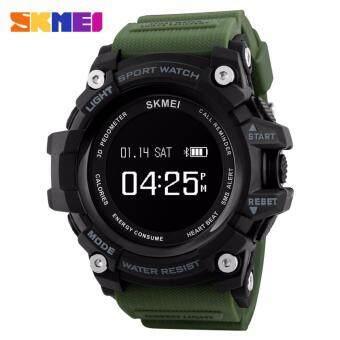 SKMEI Smart Watch Men Heart Rate Sport Watches Bluetooth Pedometer Calorie Top Luxury Brand Digital Wristwatch Relogio Masculino 1188