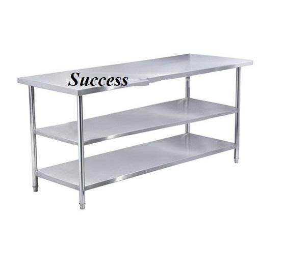 Success Stainless Steel - 6ft stainless steel table