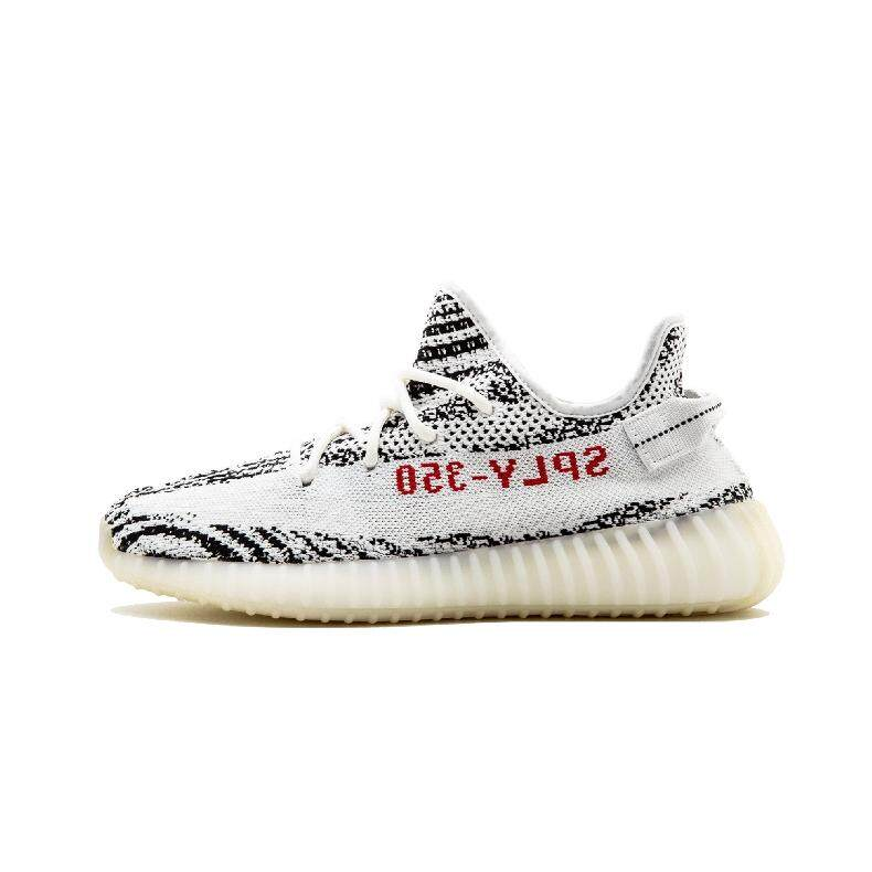 Adidas YEEZY BOOST 350 V2 CP9654 Men s Women s Sport Fashion Running Shoes  Sneakers 326ee0378a67