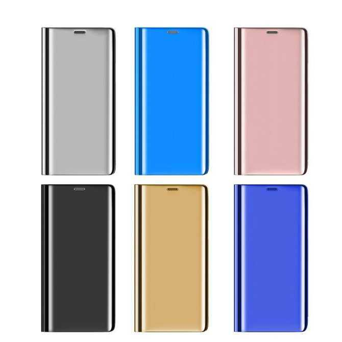 ... Hicase Luxury Translucent View Flip Cover with Kickstand Case For Xiaomi Redmi Note 3/Note ...