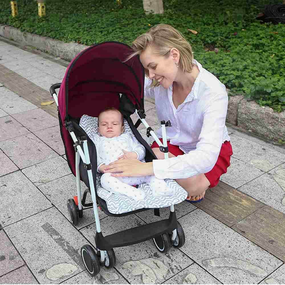 ลดส่งท้ายปี leegoal อุปกรณ์เสริมรถเข็นเด็ก leegoal Baby Jogger Stroller Organizer Bag / Diaper Bag With Deep Cup Holders And Shoulder Strap. Extra Storage Space For Organize The Baby Accessories And Your Phones รีวิวดีที่สุด อันดับ1
