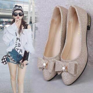 Giày Cho Mẹ 2020 Mùa Xuân Thu Mẫu Mới Giày Tods Nữ Đế Bằng Đế Mềm Đi Làm Giày Đế Xuồng Giày Thông Dụng Giày Nữ thumbnail