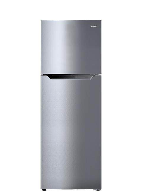 Elba 310L 2 doors Refrigerator ER-G3125(SV)