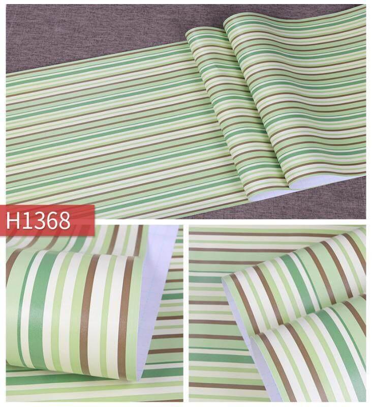 P1398-3 H1368 GRED A PVC Wallpaper Sticker 45cm x 1000cm