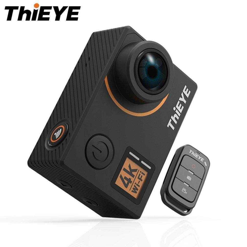 "ThiEYE T5 Edge 4K WiFi Action Camera 170Lens 1080P HD 2"" LCD Sports Camera"