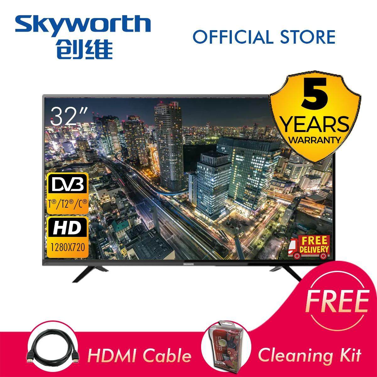 "Skyworth SKYWORTH 32"" HD LED TV Image"