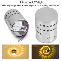 5W LED Light Bulb Wall Ceiling Lamp KTV Hallway Porch Room Lighting Decor(Warm White) – intl