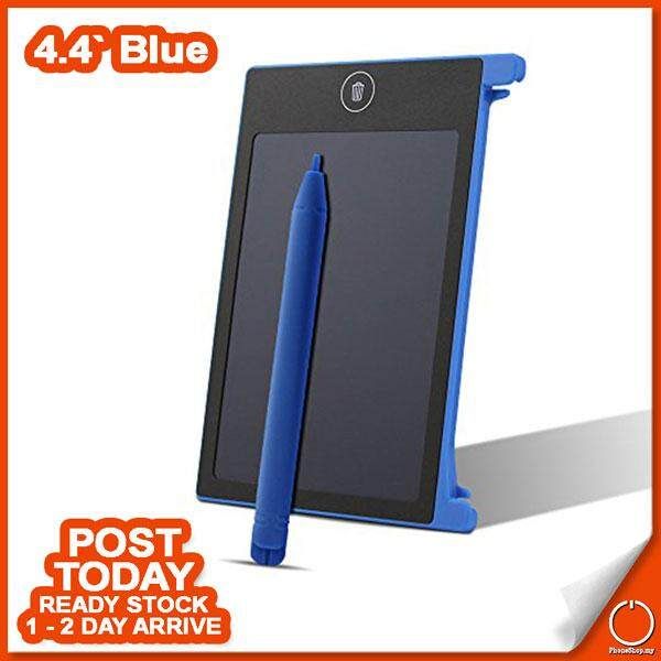 Lcd Sketching Drawing Writing Board Pad Office Study Curve Edge 4.4 / 8.5 / 12 Inch By Phone Shop Dot My.