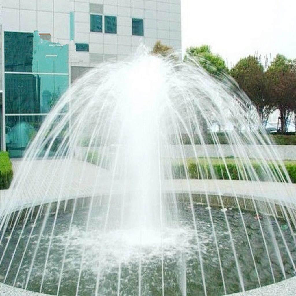 MagiDeal 2 Pieces Straight Pond Fountain Nozzle Spray Head DN15 External Thread
