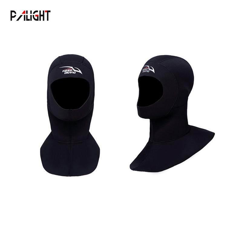 PAlight 3MM Neoprene Lặn biển Hood với Vai Lặn Mũ Trùm Đầu - 1
