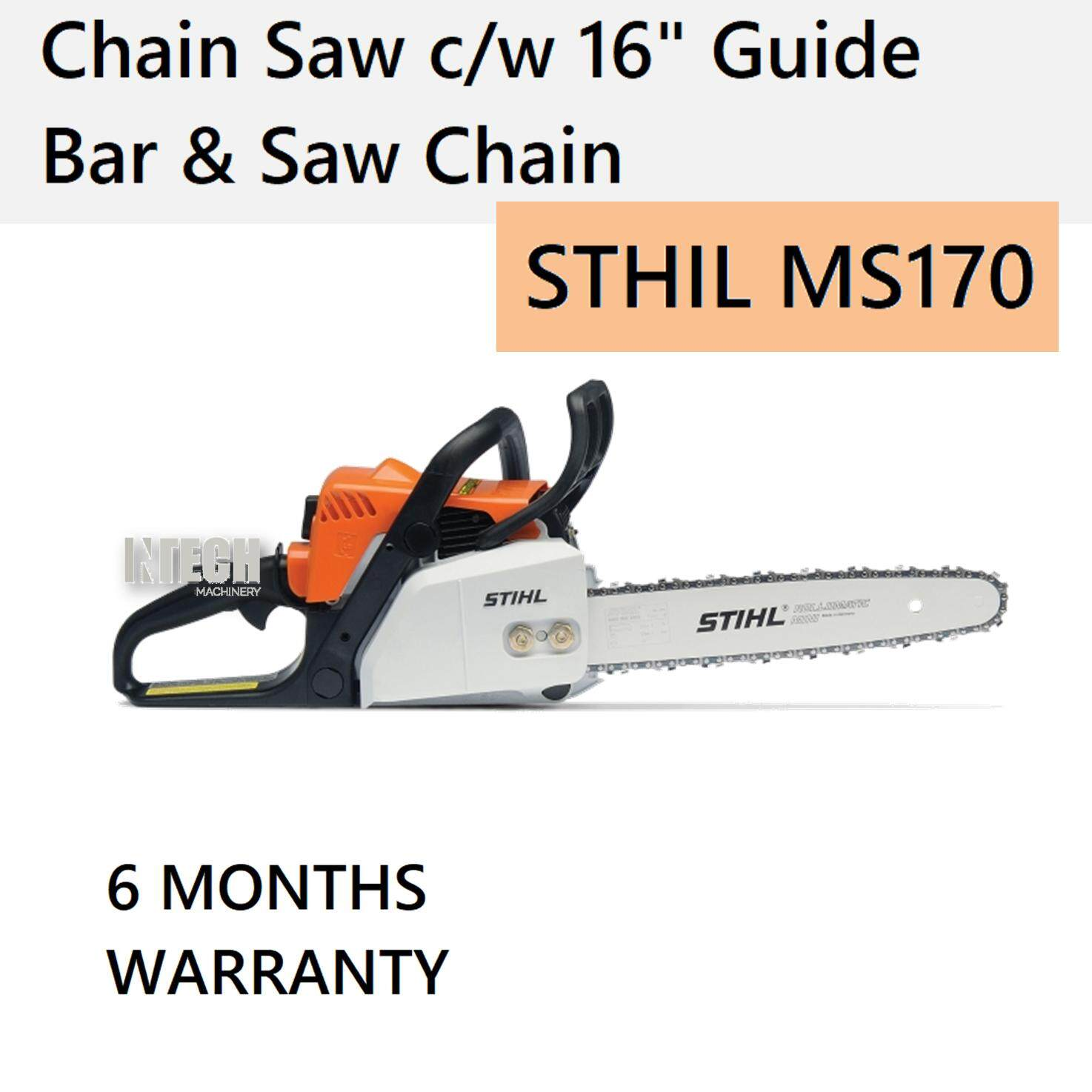 STIHL MS170 CHAIN SAW C/W 16