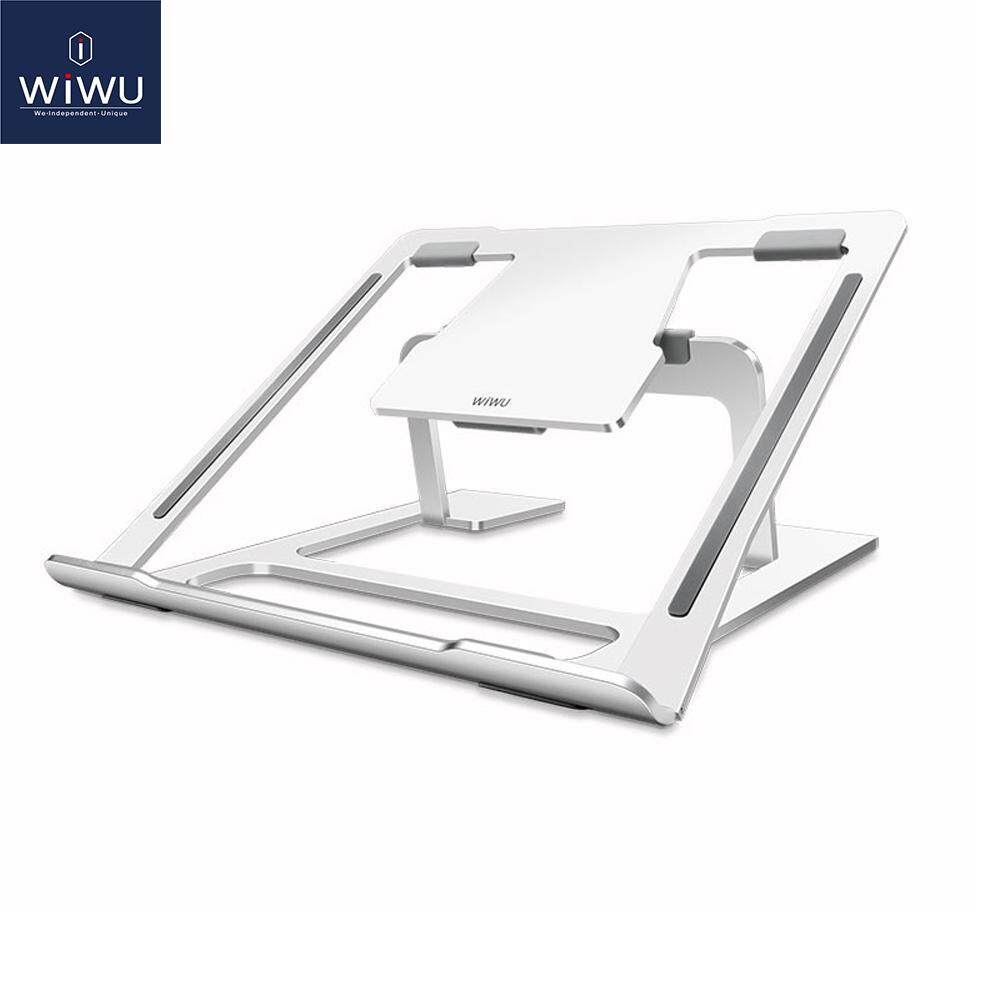 Laptop Stand,WIWU Portable Metal Aluminum Laptop Stands with Cooling Function for MacBook Air/MacBoo