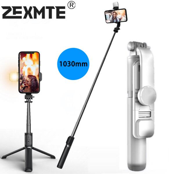 Giá Đỡ Ba Chân Gậy Chụp Ảnh Tự Sướng Mini Giá Đỡ Co Giãn Di Động Giá Đỡ Selfie Chống Rung Điều Chỉnh Được Cho Du Lịch Ngoài Trời OPPO Samsung