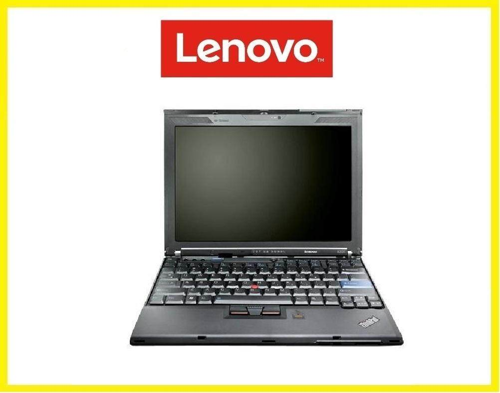 Refurbished Laptop Notebook Lenovo Thinkpad X201 Core i5 2.67Ghz / 4GB RAM / 250GB HDD / Win7Pro / 1Month Warranty Malaysia