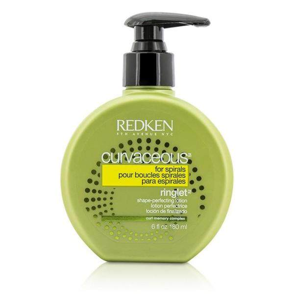Buy Redken Curvaceous Ringlet ShapePerfecting Lotion (For Spirals) 180ml/6oz Singapore