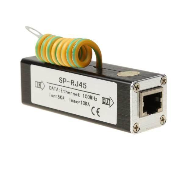 Bảng giá HILABEE Bộ Chuyển Đổi RJ45 Mạng, Thiết Bị Chống Sét LAN Ethernet Bộ Giảm Áp, Cho Thunder & Arrester Áp Dụng Phong Vũ