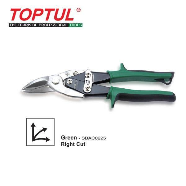 TOPTUL Aviation Tin Snips (SBAC series)