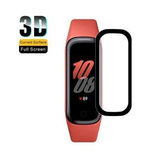 Phim Phủ Toàn Bộ 3D, Miếng Bảo Vệ Màn Hình Đồng Hồ Cho Samsung Galaxy Fit2 Fit 2 Phim HD Chống Nước Trong Suốt Vật Liệu Composite Cong thumbnail