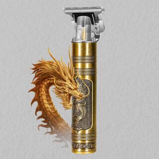 Máy Cắt Tóc Baosity T9 Chuyên Nghiệp Đầu Hói Tóc Điện Máy Cạo Không Dây Tông Đơ Nam Cắt Tóc Thợ Cắt Tóc, Có Thể Sạc Qua USB thumbnail