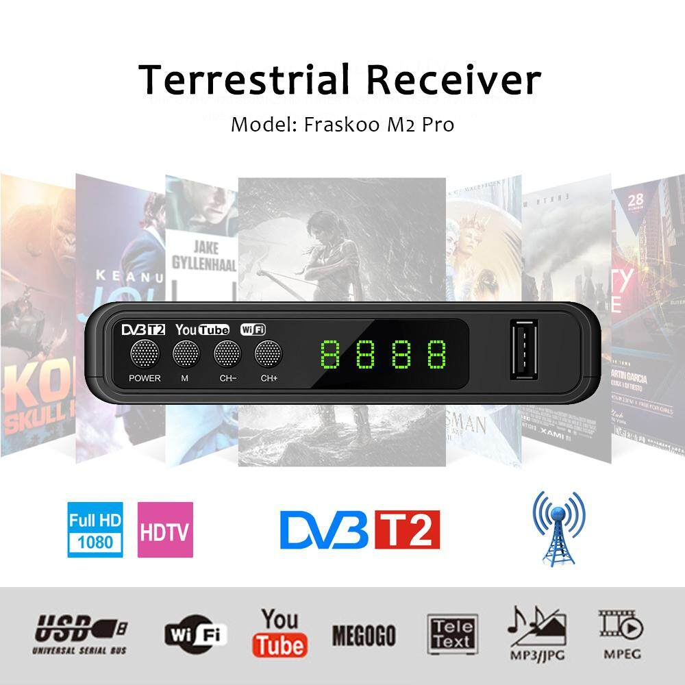 MYTV Box FRASKOO M2 PRO Digital MYFREEVIEW (Youtube Version)
