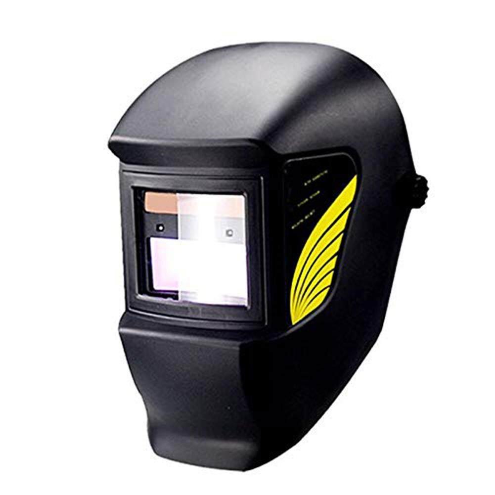 [YP-ZZ&KK.MY]Solar Auto Darkening Helmet Adjustable Electric Welding Mask Weld Machine