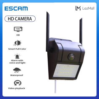 ESCAM, Camera Đèn Tường V380 D6 1080P Màn Hình WiFi Từ Xa Truyền Âm Thanh Hai Chiều Cho Điện Thoại Di Động thumbnail
