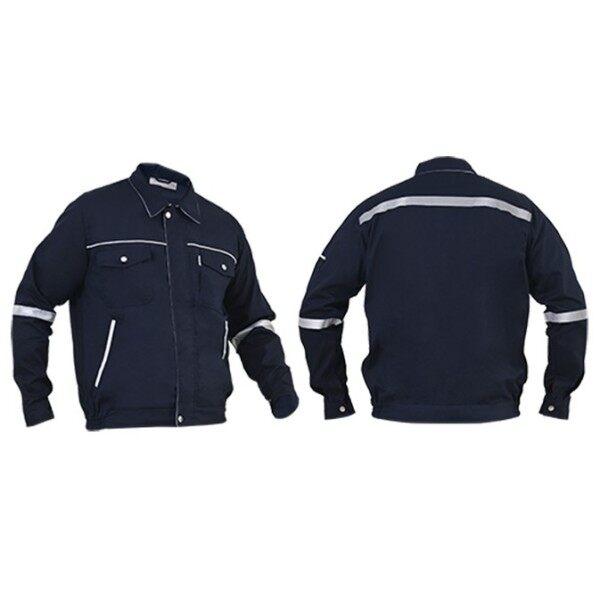 SHAMARR Safety Working Jacket (NAVY BLUE)