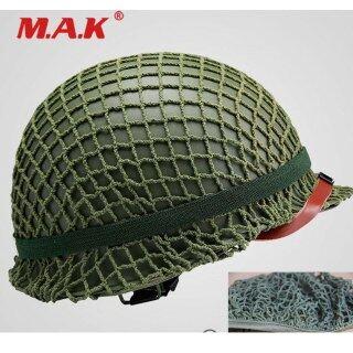 Mũ Bảo Hiểm Quân Đội M1 Mũ Bảo Hiểm Ngụy Trang Net Cho Thế Chiến II Mỹ Cho Bộ Sưu Tập thumbnail
