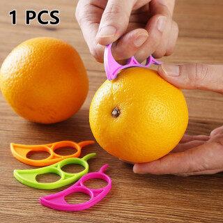 Keepwarm 1 5 10 Cái Dụng Cụ Mở Màu Cam Trái Cây Công Cụ, Mini Orange Peeler Lựu Orange Peeler, Phụ Kiện Nhà Bếp Peeler Dụng Cụ Cắt Lát Cắt Đa Năng Màu Sắc Ngẫu Nhiên Cho Nhà Bếp thumbnail