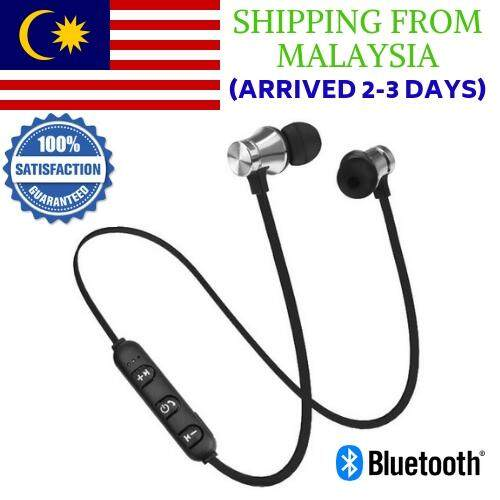 Colorful Bluetooth 4.2 Earphone Magnetic Wireless Sports Headset Bass Music With Mic