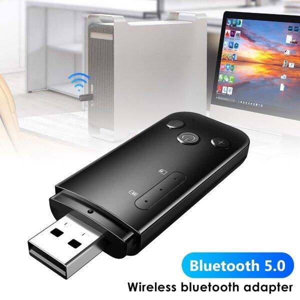 Bảng giá Bộ Thu Phát Nhạc Âm Thanh Stereo Bluetooth Không Dây USB Tiện Dụng AdapterUsb Đầu Ra Kép Bluetooth Adapter, Bộ Thu Phát Âm Thanh Bluetooth Không Dây 5.0 2-Trong-1 Phong Vũ