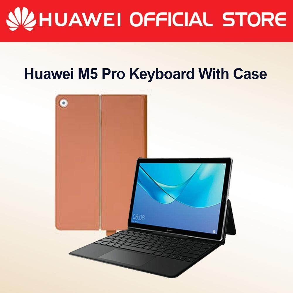 Huawei M5 Pro Flip Cover with Folio Keyboard