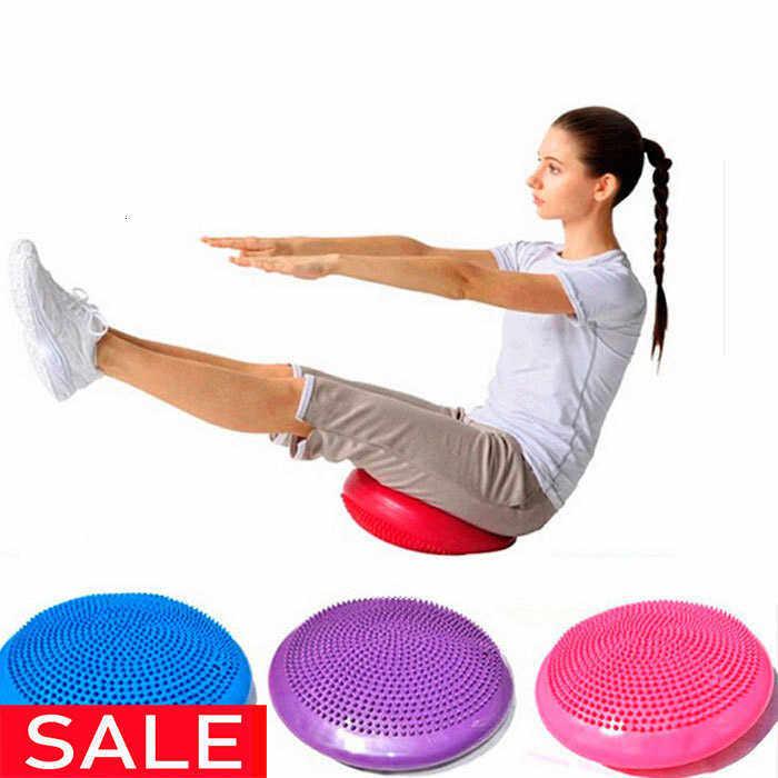 Bảng giá XOẮN Cân Bằng Đĩa Ban Miếng Lót Bơm Hơi Chân Massage Miếng Lót Thể Dục Tập Thể Dục Twister Tập Gym