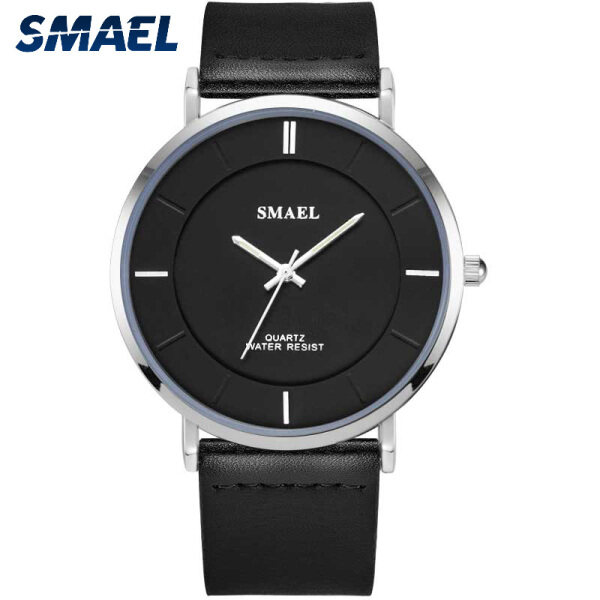 SMAEL Watch For Man Quartz Alloy Large Dial Waterproof Casual Watches 1901 Malaysia