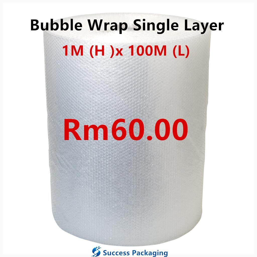 Bubble Wrap Roll Air Bubble Roll Best Price & Quality 1m X 100m By Success Packaging.