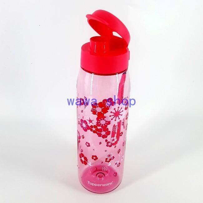 Tupperware Limited H2Go Tumbler 750 ml Sakura Zen Pink ( Set of 1 )