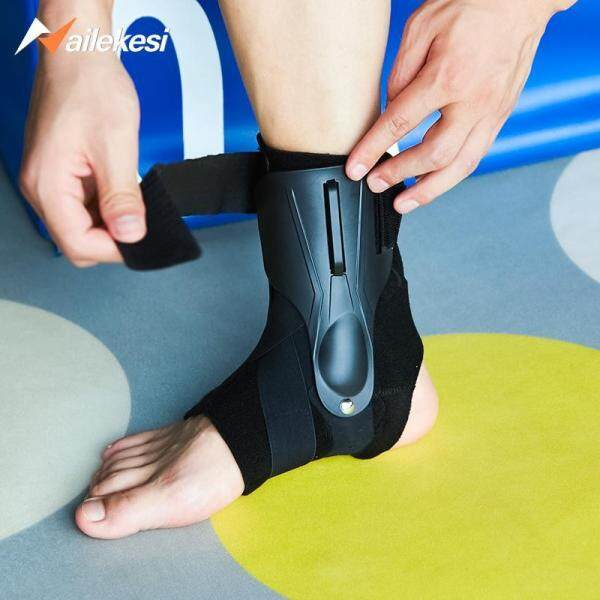 iHOME LIFE Ankle Support Braces High Quality Protection Ankle Protect Foot Sprain Prevention Breathable Running Splint On Sale Adjustable Ankle Corrector Pads Strap Injury Brace Pad Pain Support Elastic Sports Guard