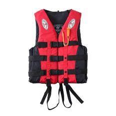 Lướt Sóng Bơi Phao Cứu Sinh Vest An Toàn Chèo Thuyền Snorkeling Áo Phao Cho Trẻ Em Người Lớn