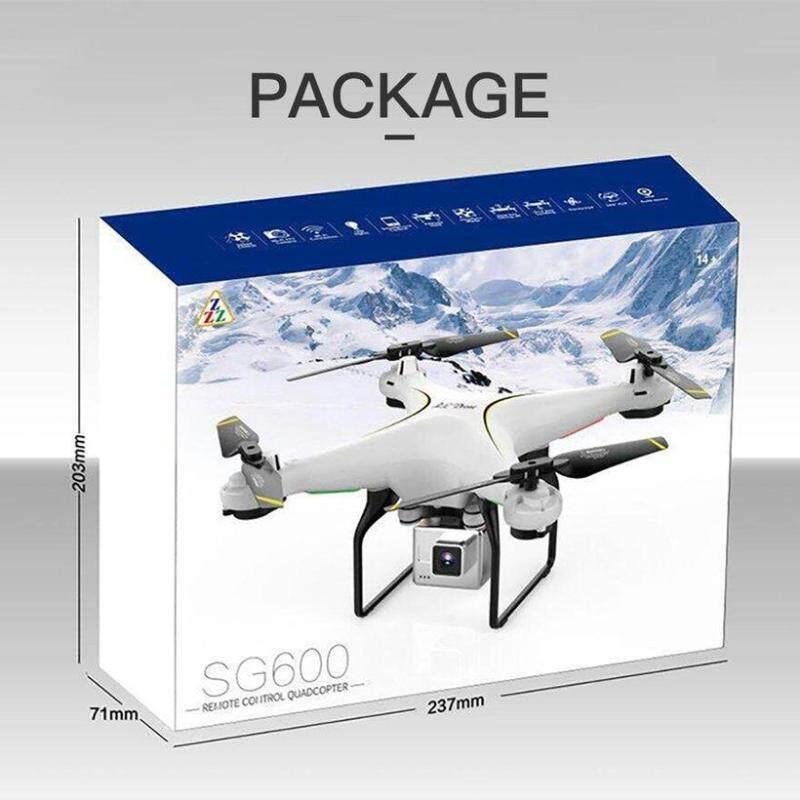 [Khuyến mại] SG600 RC Drone với Camera 2MP WIFI FPV Quadcopter Tự Động Trở Về Độ Cao