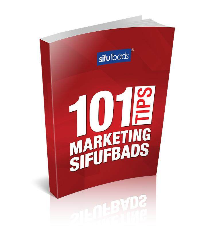 *ebook* 101 Tips Marketing Sifufbads- Fast Delivery!