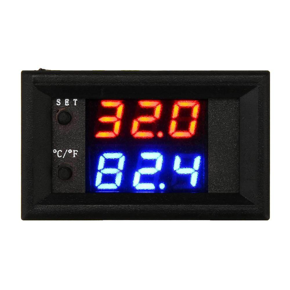 W2809 W1209WK DC12V Digital LED Thermostat Temperature Controller Module Smart Temp Sensor Board