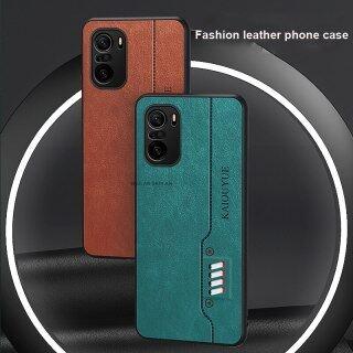 Thinmon Ốp Bảo Vệ Mỏng Chống Rơi Cho Xiaomi POCO F3 Redmi K40 40 Pro 5G, Ốp Điện Thoại Di Động Bằng Da Cao Cấp thumbnail