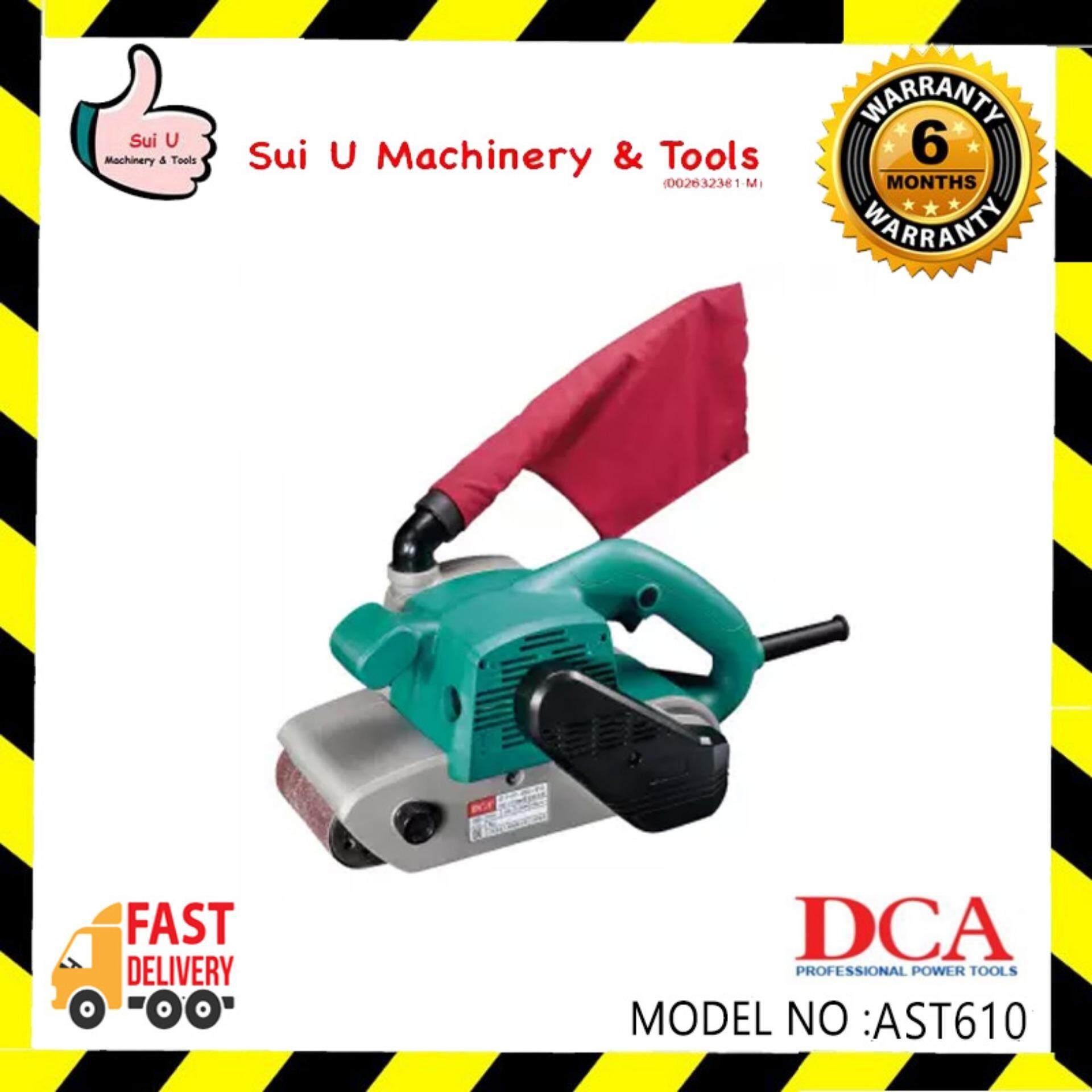 DCA AST610 Belt Sander 1200w 100mm x 610mm