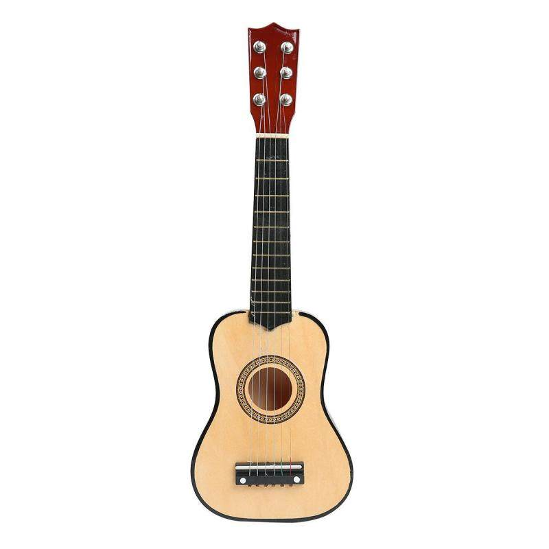 Hastra 21inch childrens toy guitar beginner guitar music educational toys Malaysia