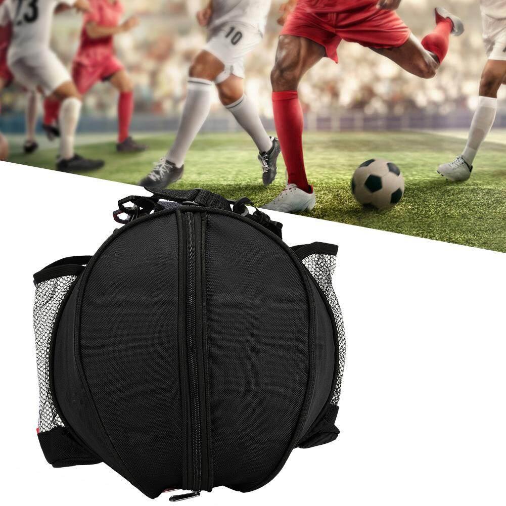 ebe52910b MNYY Portable Sports Basketball Football Soccer Ball Storage Ball Single  Shoulder Strap