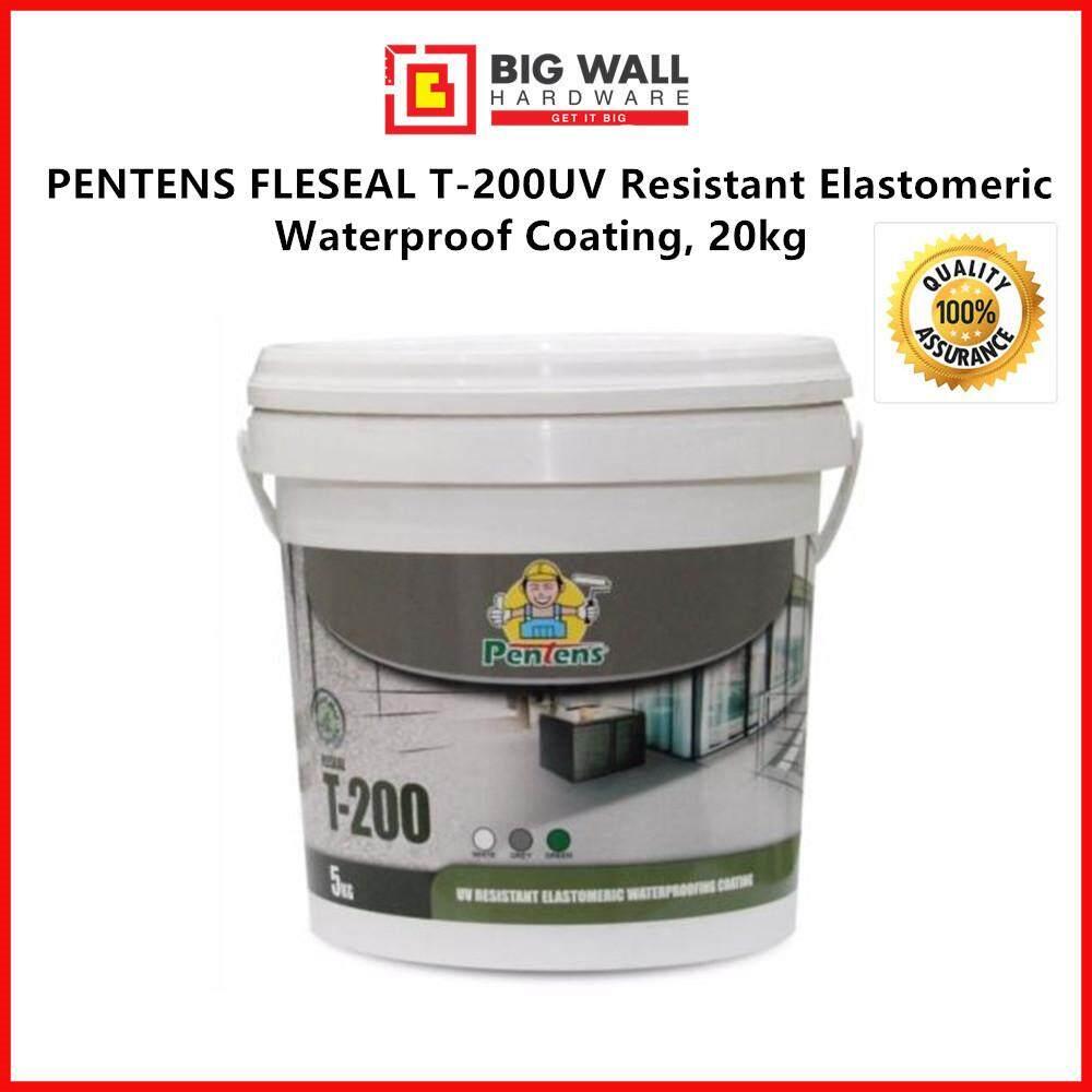 PENTENS FLESEAL T-200 UV Resistant Elastomeric Waterproofing Coating 20Kg