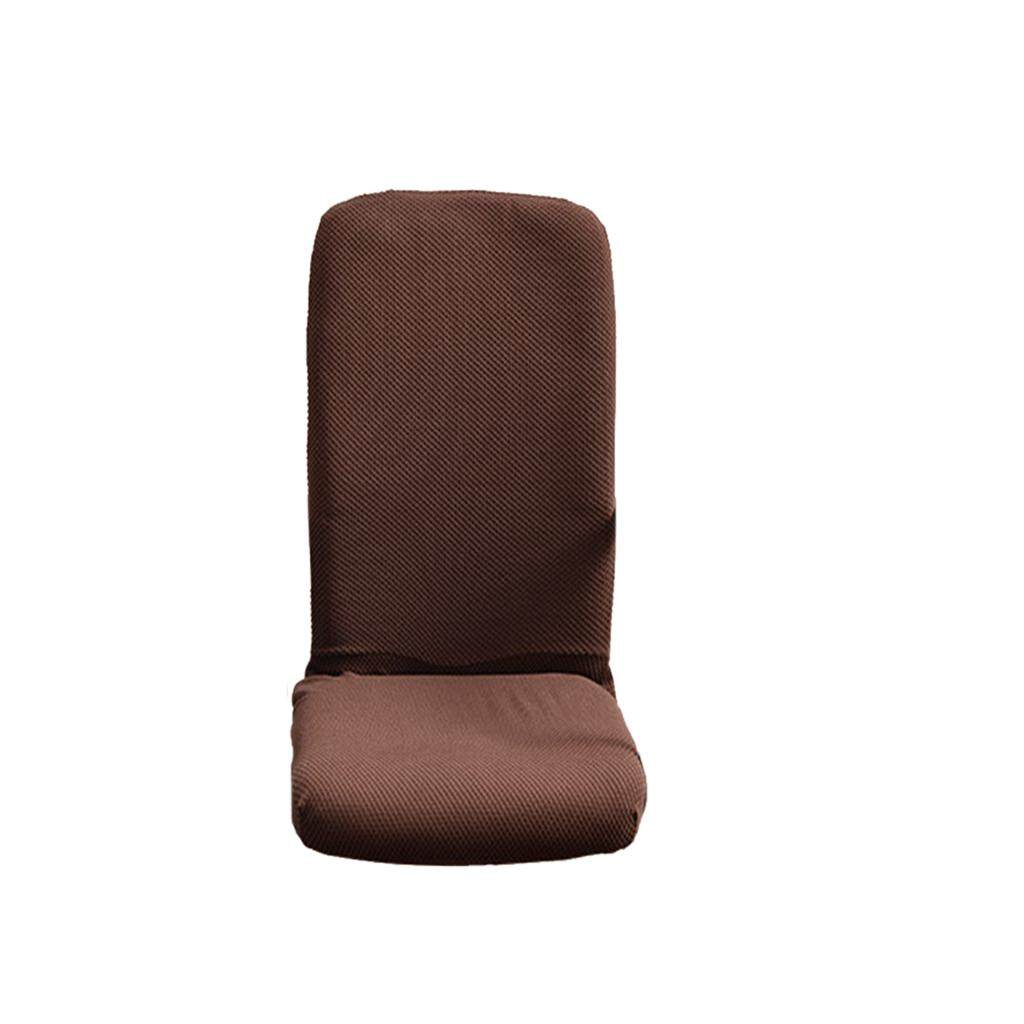 Cool Slipcovers Brown Loviver 1 Pair Stretch Chair Arm Covers For Pabps2019 Chair Design Images Pabps2019Com