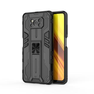 Thinmon, Dành Cho Xiaomi , POCO X3 Giá Đỡ Xe Hơi Chống Rơi Áo Giáp Sang Trọng NFC POCO X3 Pro Ốp Lưng Ốp Điện Thoại thumbnail